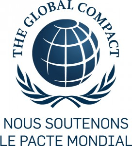 logo United Nations Global Compact Charter