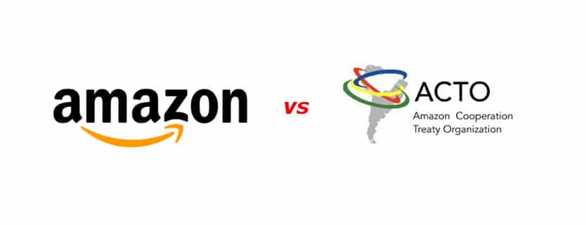 .AMAZON : L'Amazonie perd son combat contre le géant du web AMAZON
